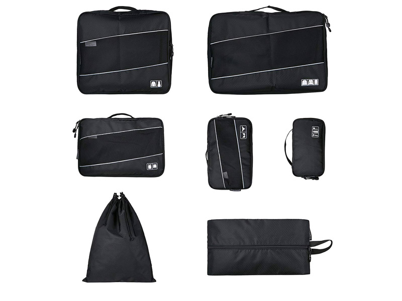 Travel Bag Pack Luggage Organizers Valentine Day Gifts for Her