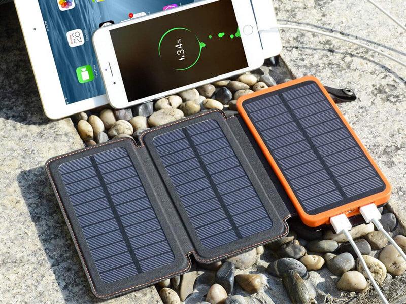 ADDTOP Solar Charger 24000mAh