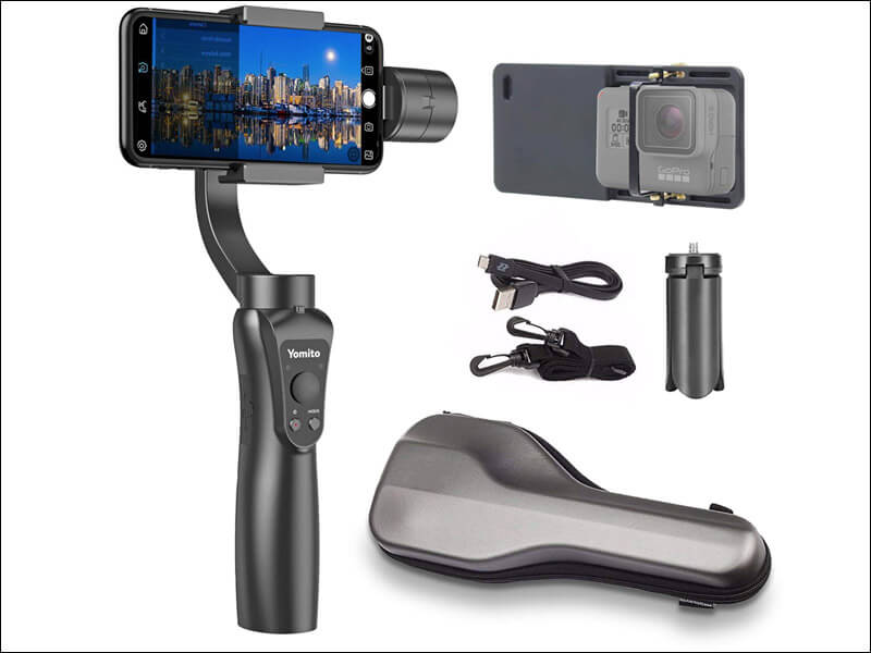 Yomito Gimbal Stabilizer for iPhone