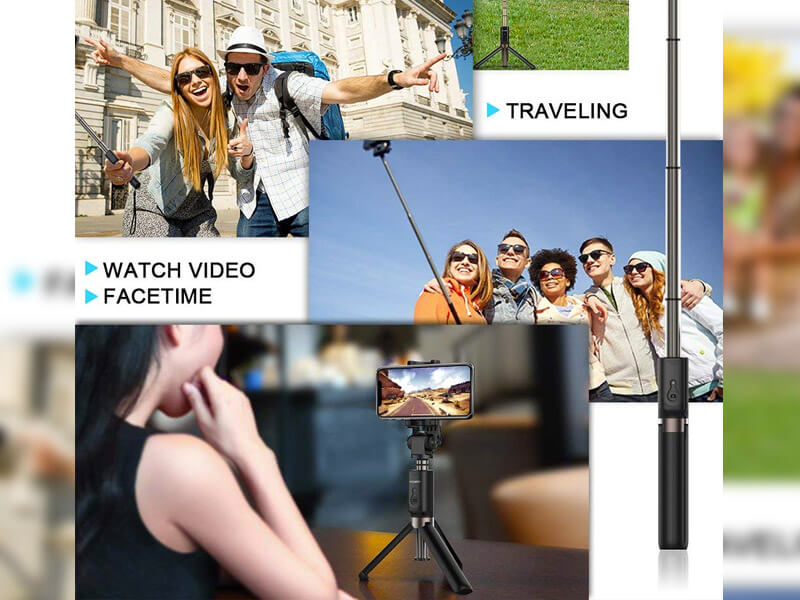 Yoozon Selfie Stick Bluetooth