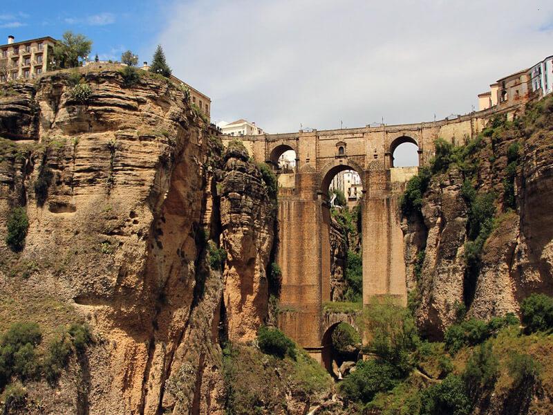 Puente Nuevom, Ronda, Spain