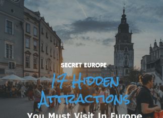 Secret Europe: 17 Hidden Attractions You Must Visit In Europe