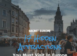 Secret Europe: 17 Hidden Attractions You Must Visit In Europe