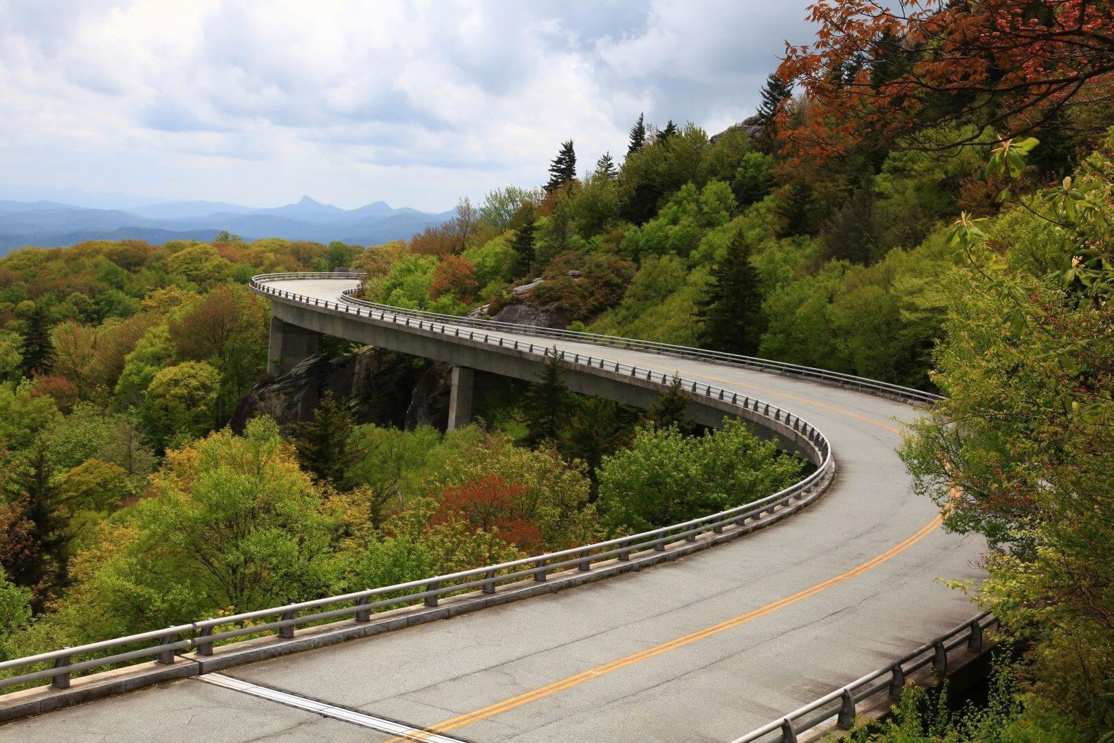 Blue Ridge Parkway - North Carolina and Virginia