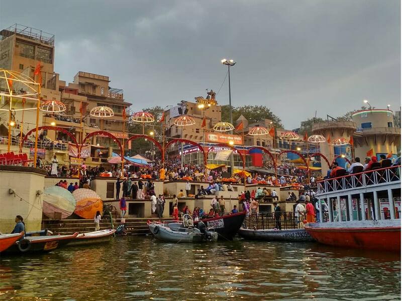 Dashashwamedh Ghat, Varanasi