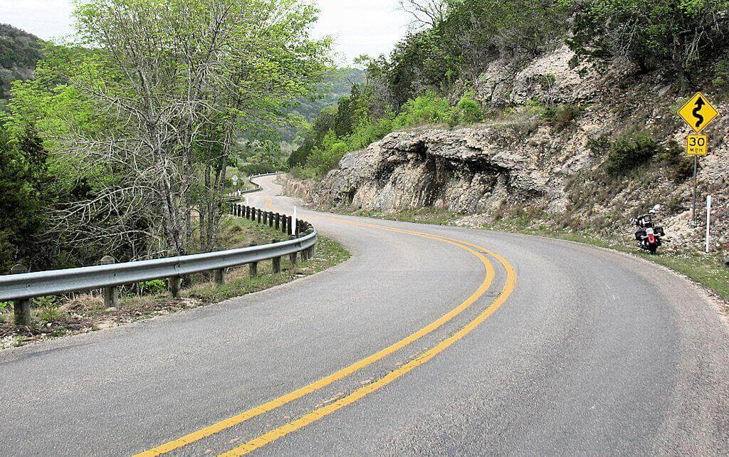 Ranch Road 337 of The Twisted Sisters, Texas