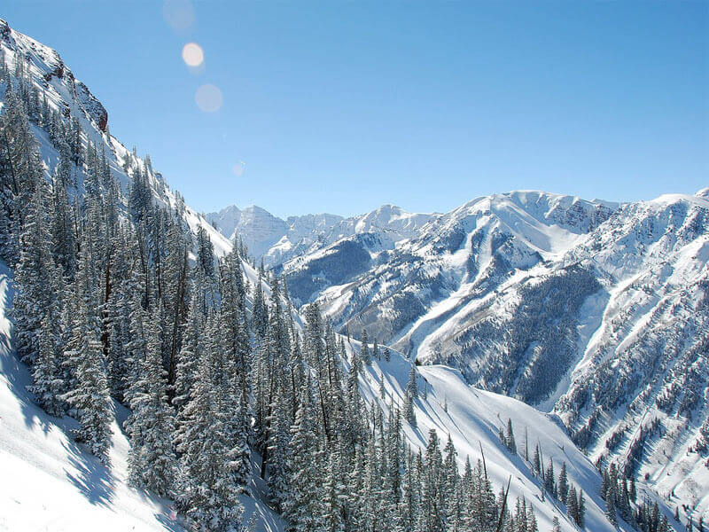 Aspen Ski Resort, Colorado, USA