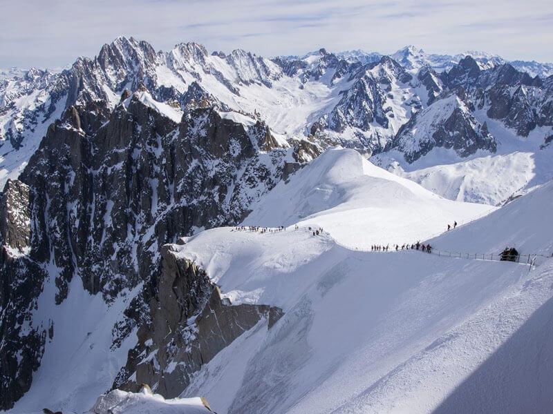 Chamonix Ski Resort, France