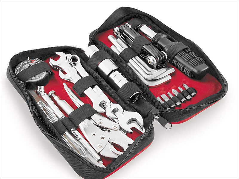 Repair Tool Kit for Motercycle