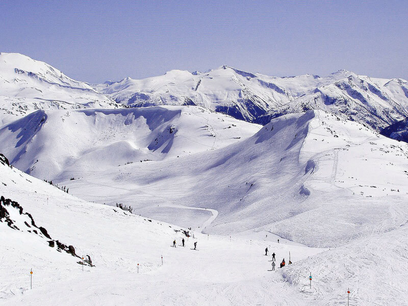 Whistler Blackcomb, British Columbia (Canada)