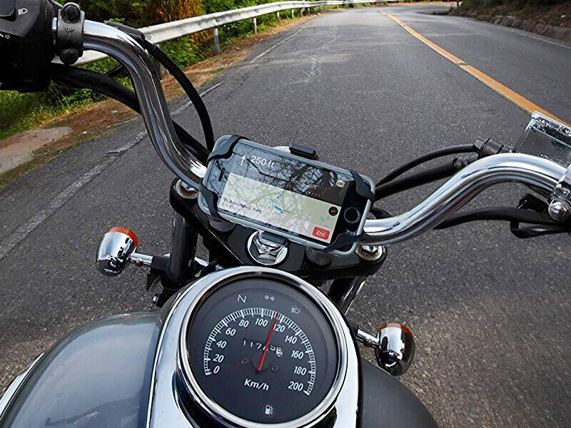 Phone Mount for motorcycle