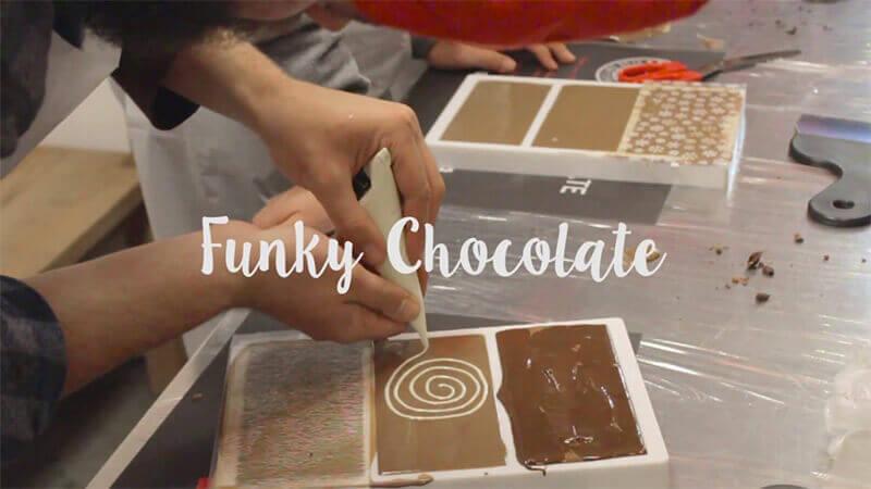 Make your Own Funky Chocolates, Interlaken