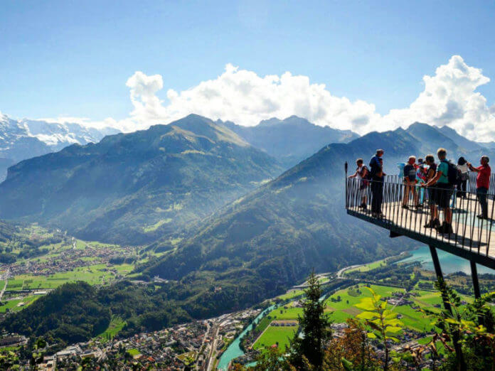 top 10 things to do in Interlaken, Switzerland