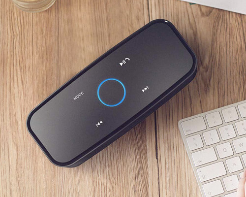 DOSS SoundBox Touch Wireless Bluetooth V4.0 Portable Speaker