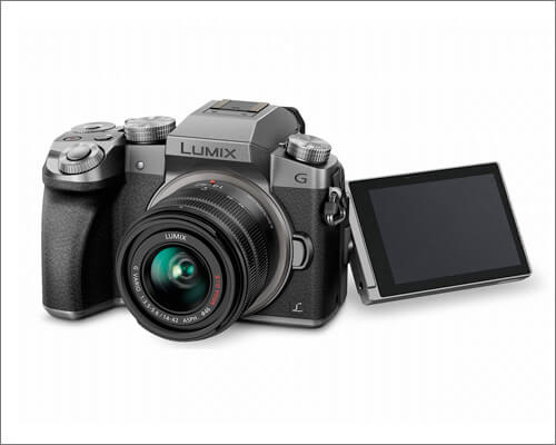 Panasonic DMC-G7KS Digital Single Lens Mirrorless Camera