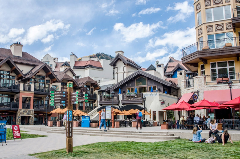 Epic Discovery in Vail Colorado