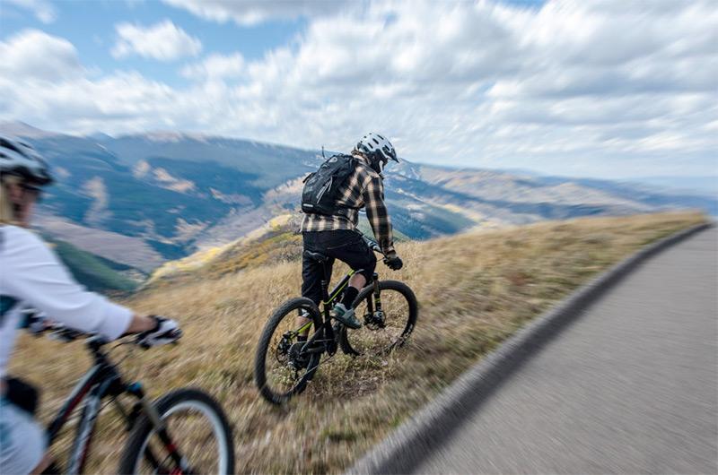 Two-Wheeler Adventure in Vail Colorado