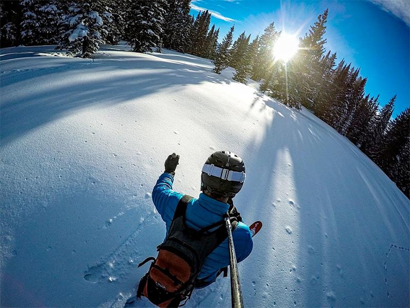 Vail Adventure Ridge in Vail Colorado