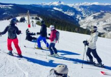Vail Colorado Skiing Activities