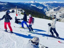 Vail Colorado Skiing Activities