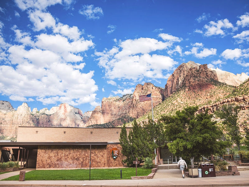 Zion Human History Museum, Zion National Park, Utah
