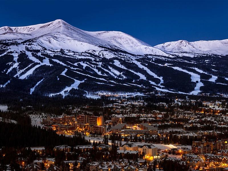 Breckenridge in Colorado