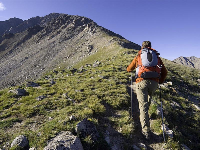 Colorado Trail in Colorado