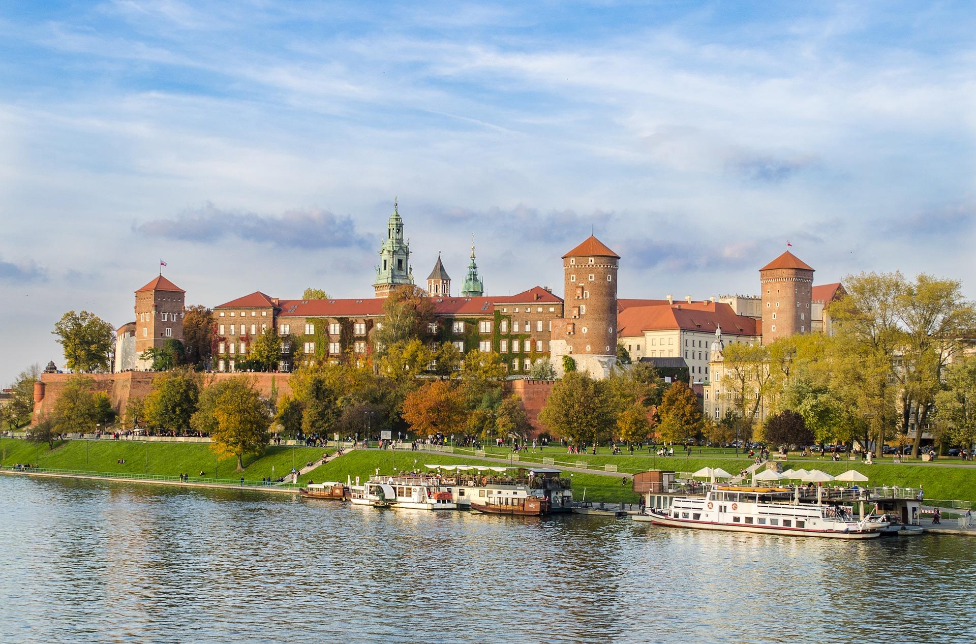 Wawel Castle Visit In Poland