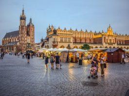 Top must visit historical sites, Krakow Town, Poland