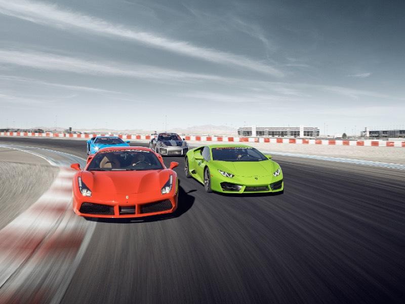 Lavish Supercar racing