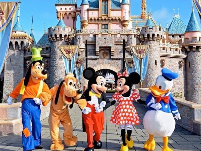 Disneyland Resort, Los Angeles