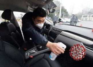 Stay Safe When Traveling by Car During the Coronavirus Pandemic