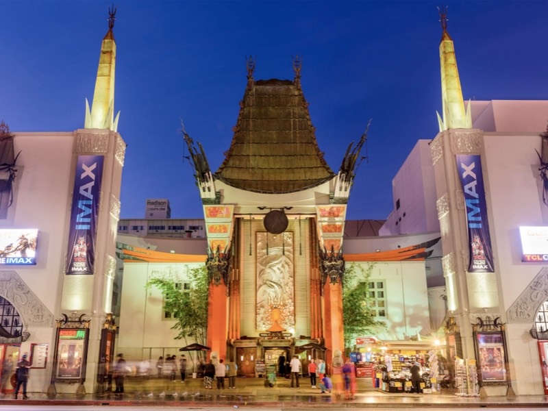 TCL Chinese Theater, Los Angeles