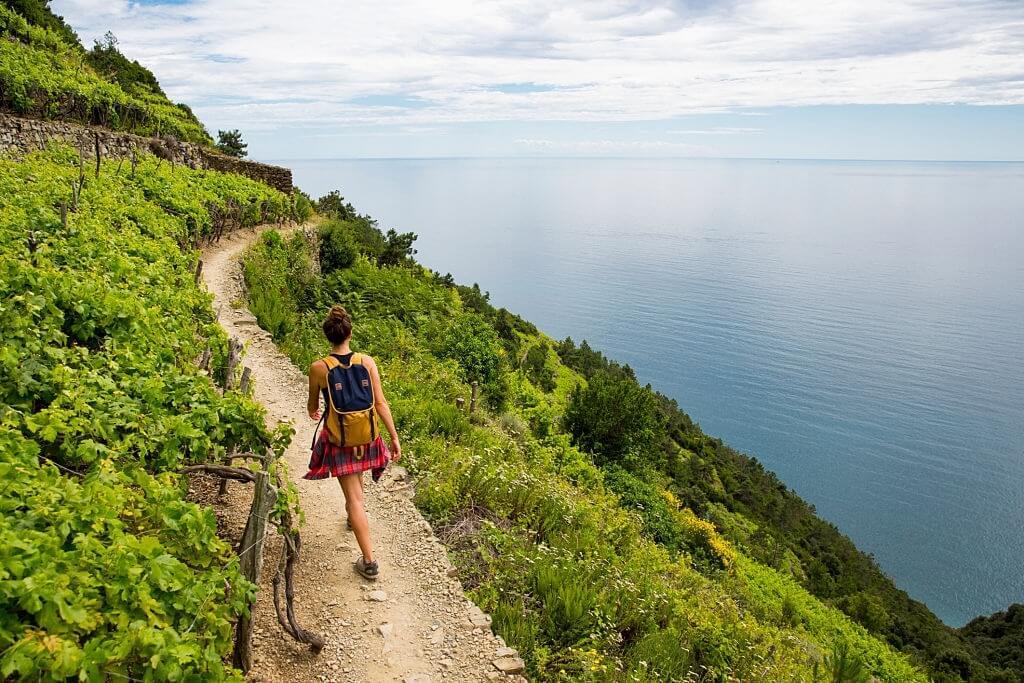 The Blue Trail (Sentiero Azzurro)