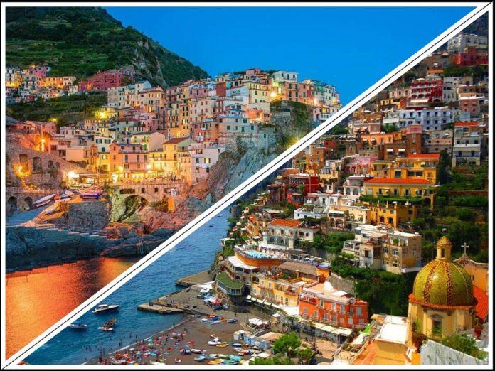 Cinque Terre vs Amalfi Coast