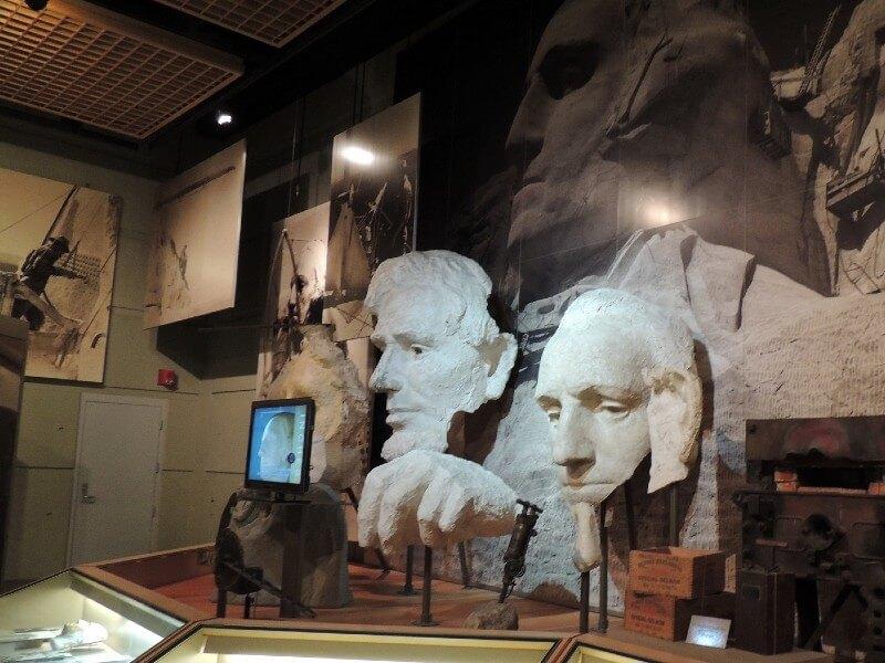 Lincoln Borglum Visitor Center, Mt Rushmore