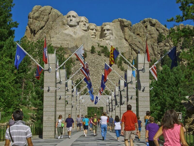 7 Must-See & Visit in Mount Rushmore