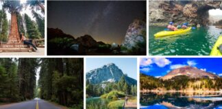 Best National Parks in California, USA