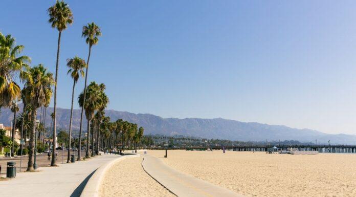 West Beach View at Santa Barbara