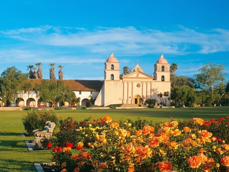 Visit Old Mission Santa Barbara