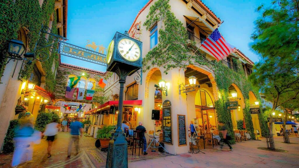 Visit State Street for Outdoor Shopping