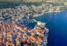 Hvar to Dubrovnik Best see Routes